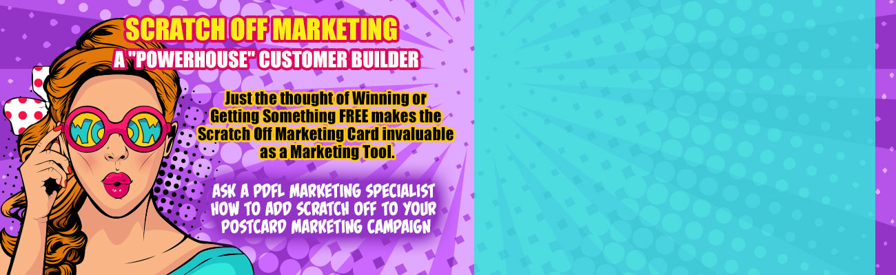 Scratch off marketing | A powerhouse customer builder